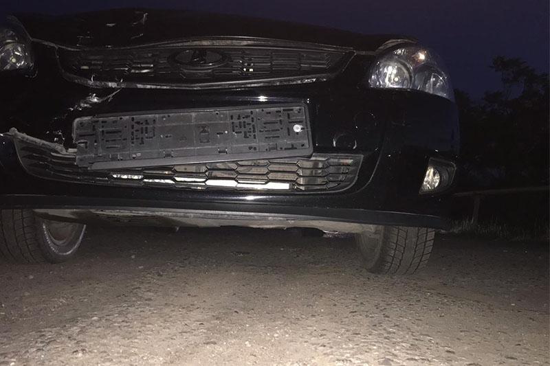 Свадебный кортеж сбил двух полицейских в Алматы