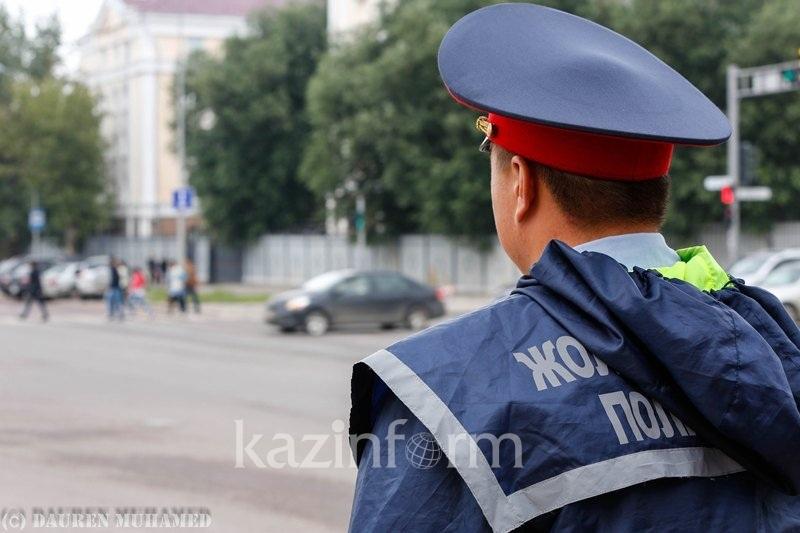Алматы облысында 7 мыңға жуық жаяу жүргінші жауапқа тартылды