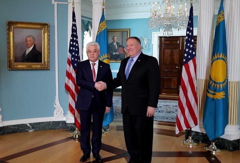 США высоко оценили успех казахстанской операции «Жусан»