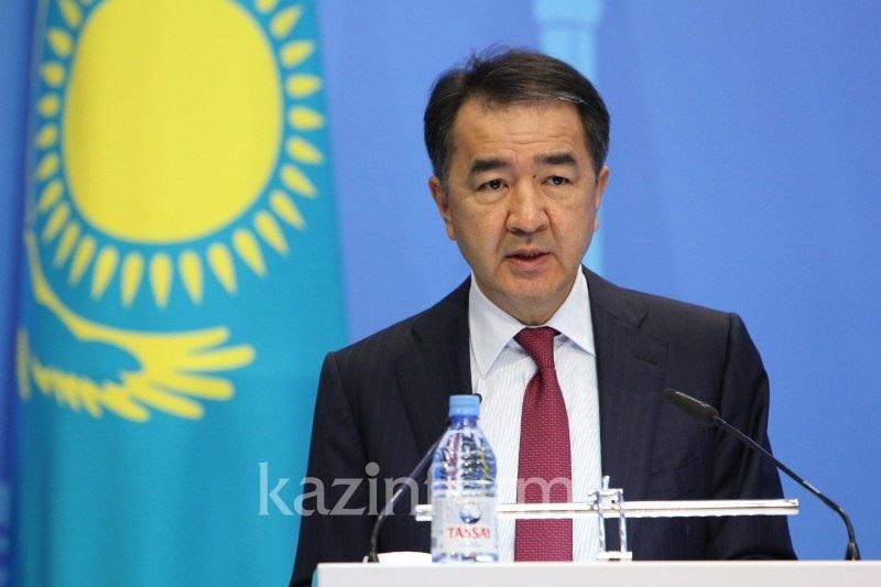 Бакытжан Сагинтаев - о махинациях с землей: С мошенниками будем разбираться по закону
