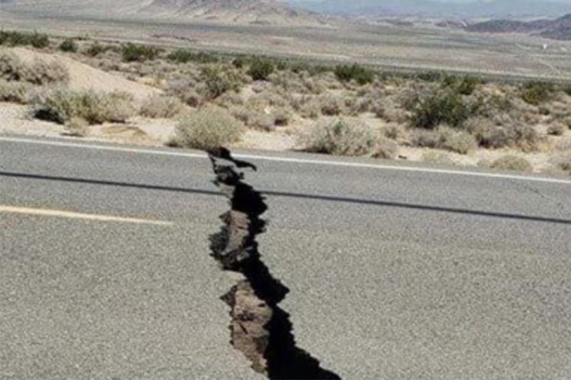 Землетрясение силой 6,4 балла произошло на юге Калифорнии