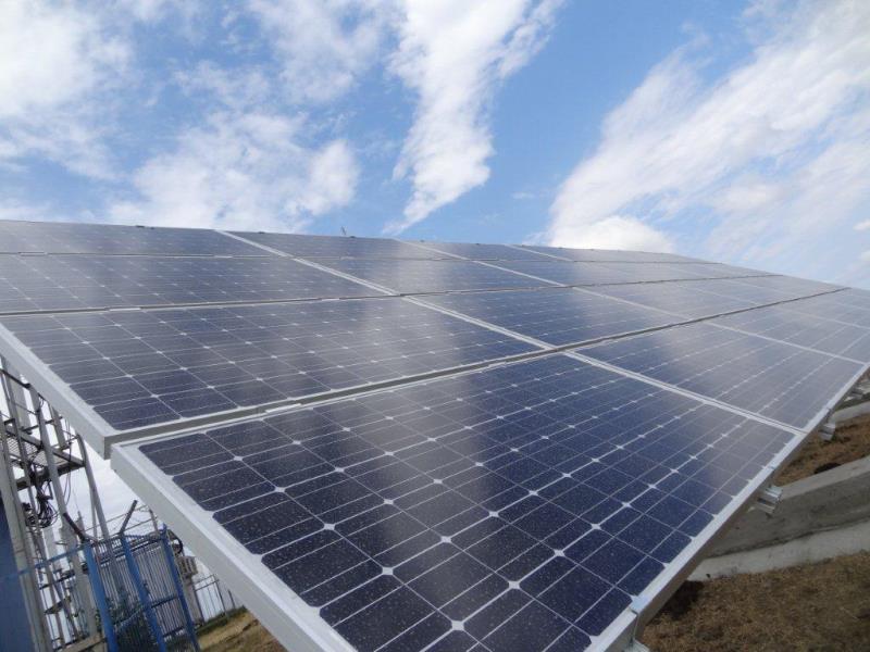 Туркестан: заложена капсула солнечной электростанции мощностью 50 МВт