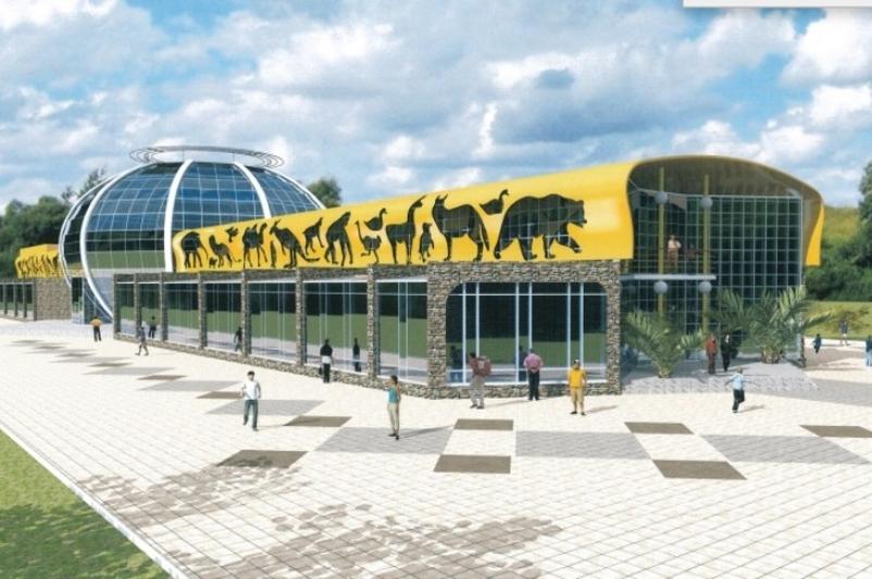 Слонов, жирафов и белых медведей планируют купить для карагандинского зоопарка