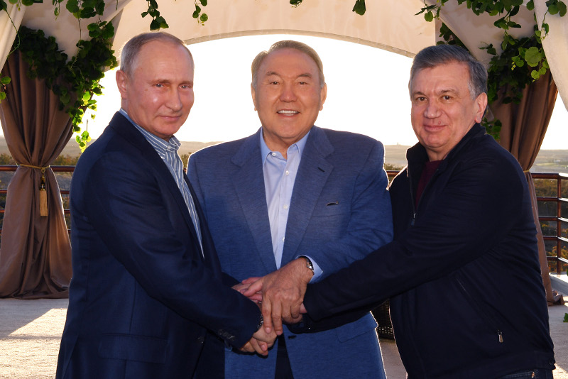 Global leaders extend birthday wishes to Nursultan Nazarbayev