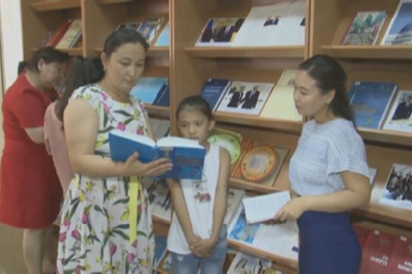 Выставки ко Дню столицы открылись в Кызылорде