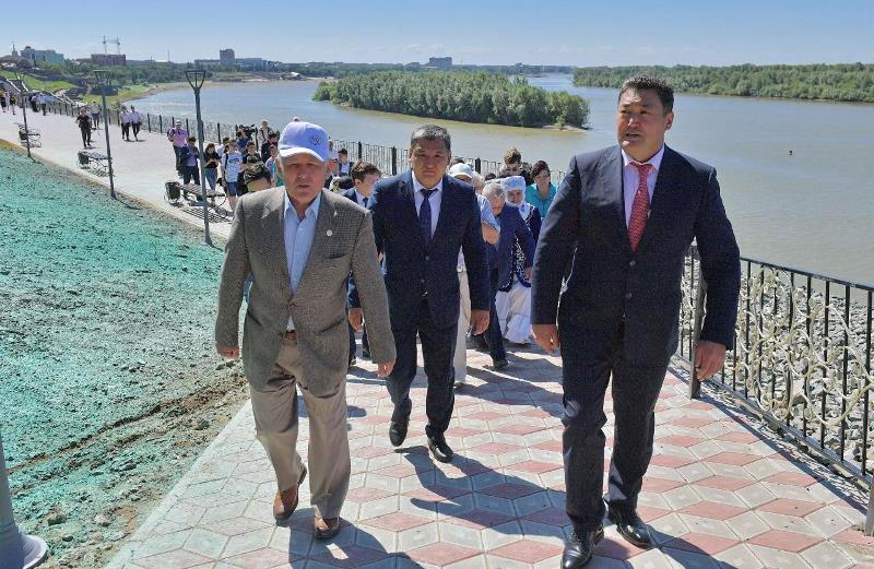 KAZ Minerals выделил более 1 млрд тенге на реконструкцию новой городской набережной в Павлодаре