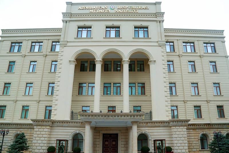 阿塞拜疆国防部:阿塞拜疆军队发生爆炸 两名军人死亡