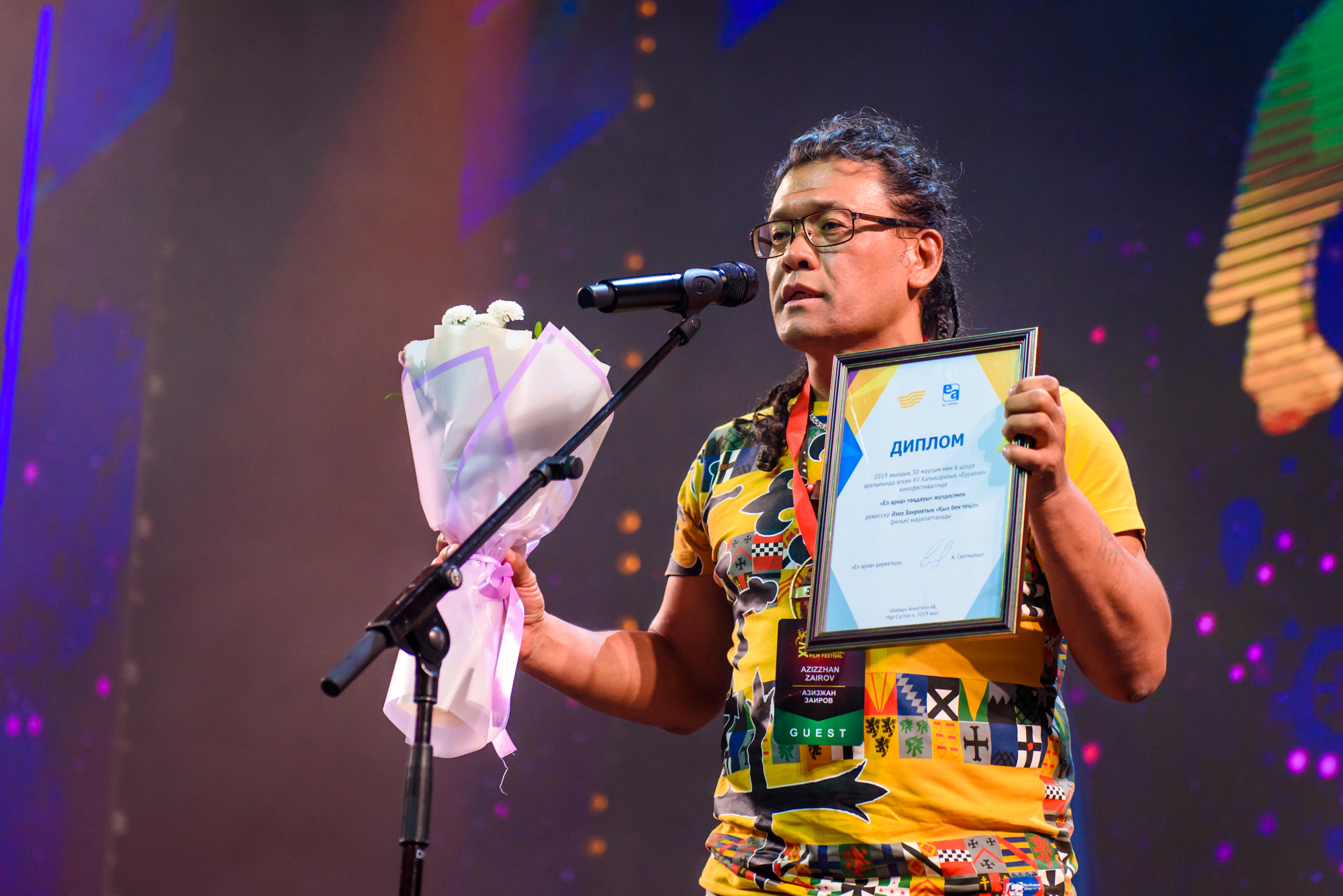 Kazakhstan's film awarded Eurasia Film Festival Grand Prix