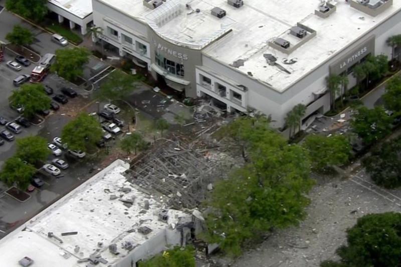 Взрыв произошел в торговом центре во Флориде: 22 человека ранены
