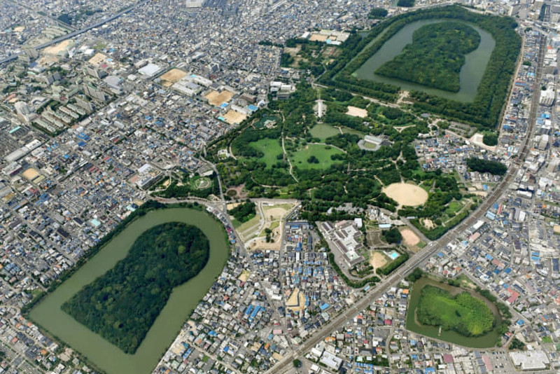 Japanese ancient tombs added to UNESCO World Heritage list