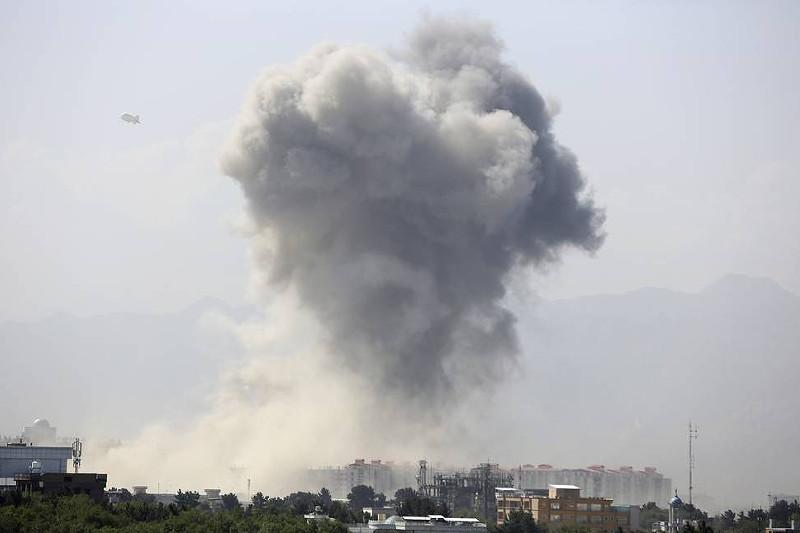阿富汗东部加兹尼市遭遇汽车炸弹袭击 12人死亡40人受伤