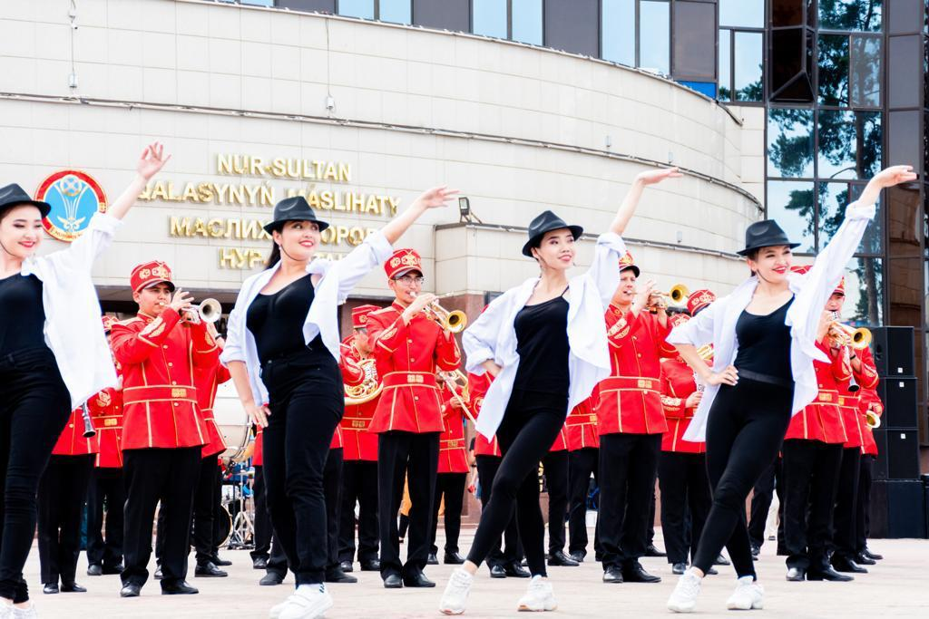 День столицы: более 450 тысяч человек посетили праздничные мероприятия в Нур-Султане