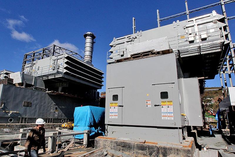 Kazakhstan to build gas-turbine station
