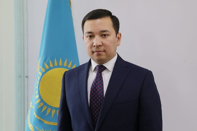 Назначен руководитель управления по вопросам молодёжной политики Карагандинскойобласти