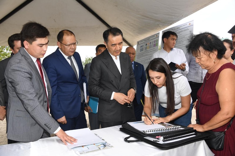 Бақытжан Сағынтаев: Бостандық ауданына  жаңа әлеуметтік нысандар қажет