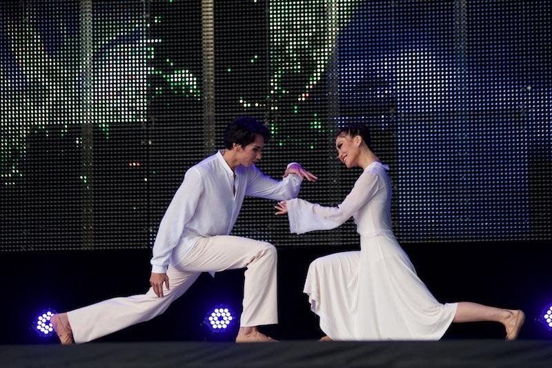 Astana Opera Ballet Company's performance becomes gift to Kaunas