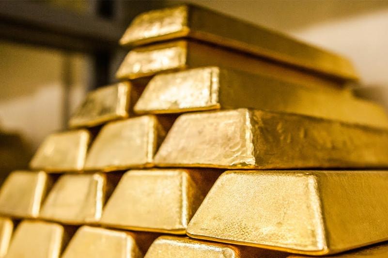 Доля золота в золотовалютных резервах Казахстана увеличилась до 55,1%