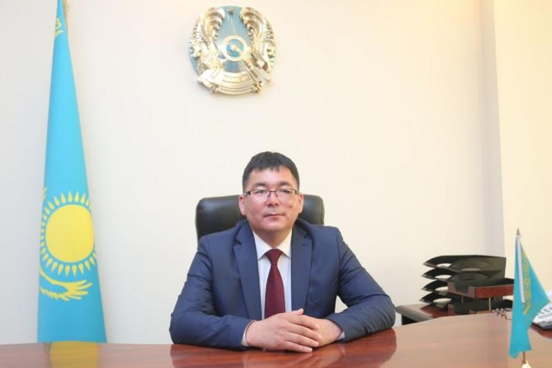Нуркиса Дауешов назначен вице-министром культуры и спорта РК