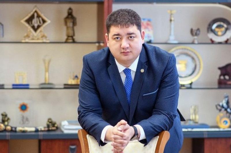 Ерлан Каналимов  жаңа қызметке тағайындалды