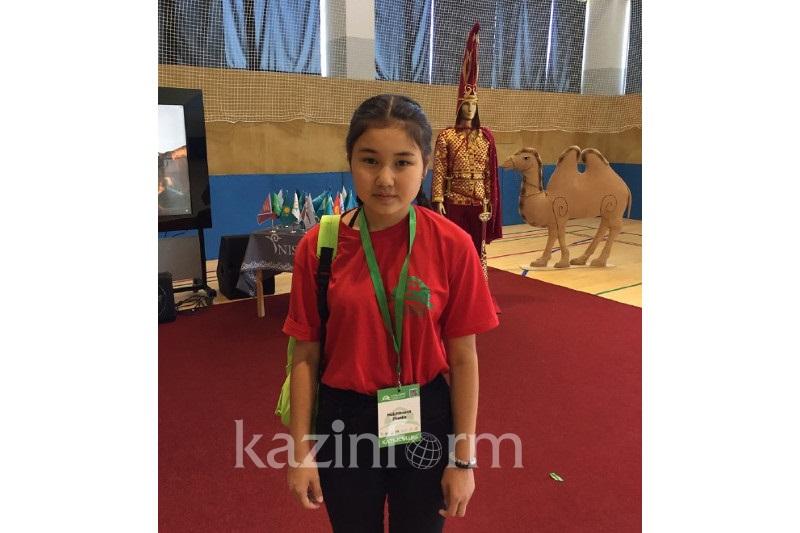 О чем мечтают дети этнических казахов