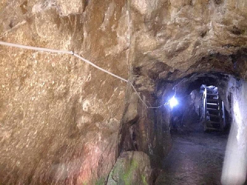 Солнечные панели установили в сакральной пещере Баянаула