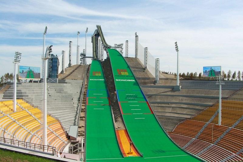 Щучинск впервые примет два континентальных Кубка FIS по прыжкам на лыжах с трамплина