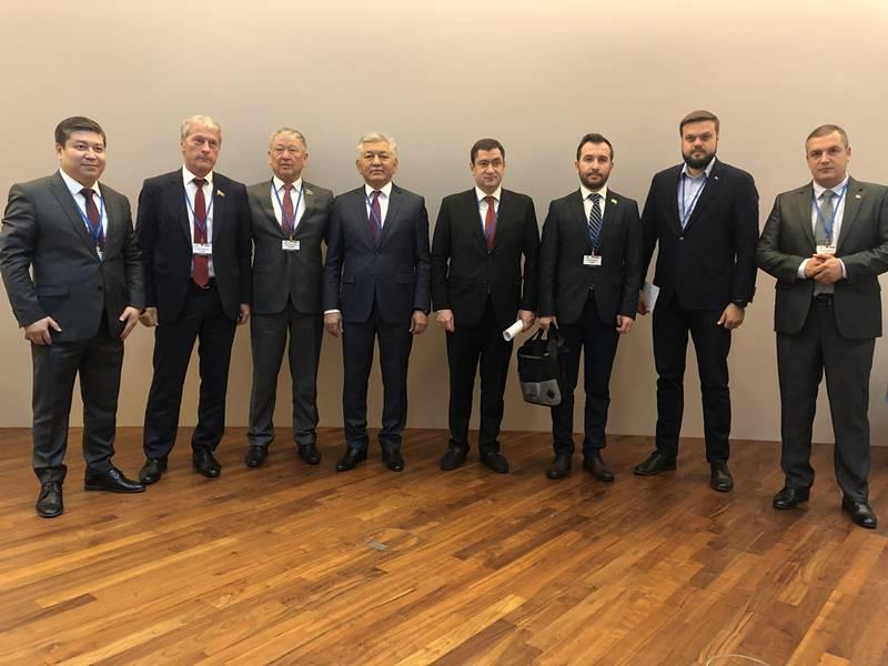 Сенаторы приняли участие в 28-ой ежегодной сессии ПА ОБСЕ