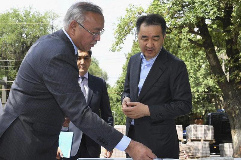 Бакытжан Сагинтаев поручил усилить контроль за строительством в Алматы