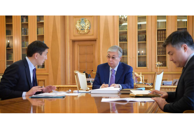 Касым-Жомарт Токаев: Борьба с браконьерством должна быть на особом контроле