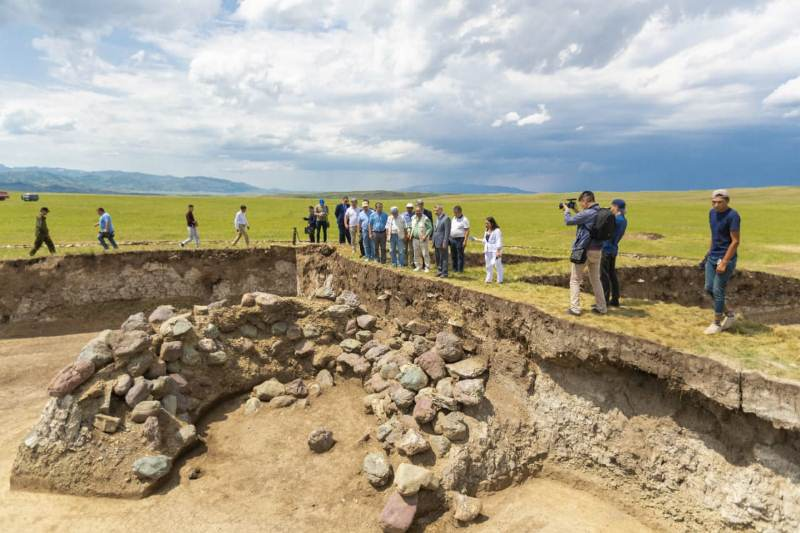 Eurasia's only ancient deer figurines found in E Kazakhstan