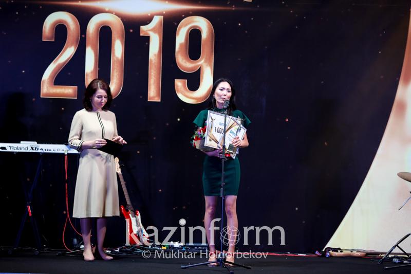 В столице наградили победителей конкурса среди журналистов «Nur Suńqar»