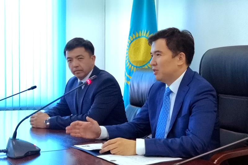Ильяс Испанов назначен председателем Комитета по госматрезервам МНЭ РК
