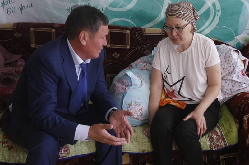 Алматы облысында суға кеткен қыздың отбасына 1 млн теңге көмек беріледі