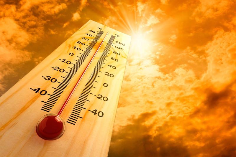 Heat to grip Zhambyl region