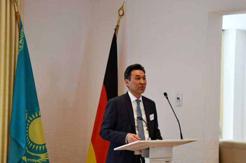 Investment opportunities of Kazakhstan presented in Frankfurt