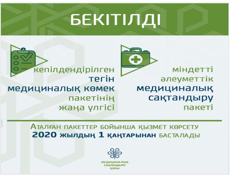 Система оказания медицинской помощи изменится в Туркестане