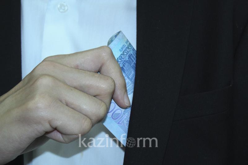 В получении взятки подозревается начальник станции «Алматы-1»