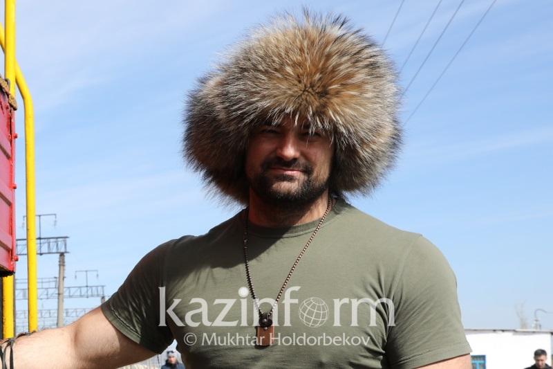 Своими рекордами я хотел привлечь внимание к геройскому поступку Кажымукана - Сергей Цырульников
