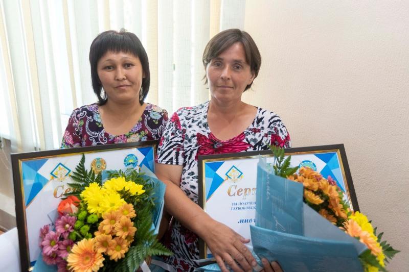 В ВКО 230 многодетных семей справили новоселье