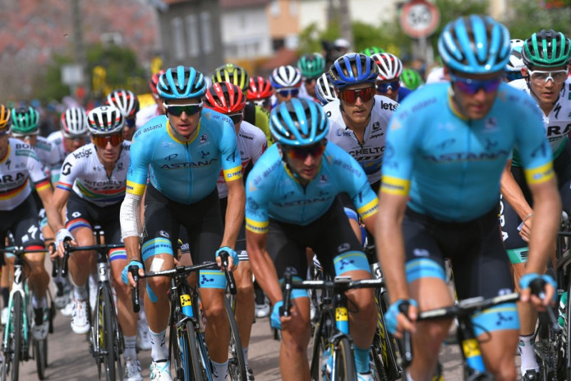 Astana's Fuglsang in top 10 after Tour de France Stage 6