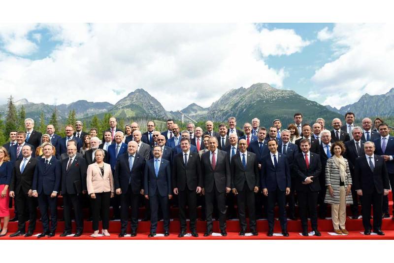 Kazakhstan's international initiatives presented at OSCE Ministerial Gathering