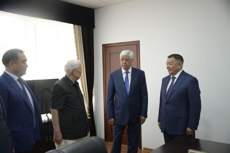 Назначен новый заместитель акима Алматинской области