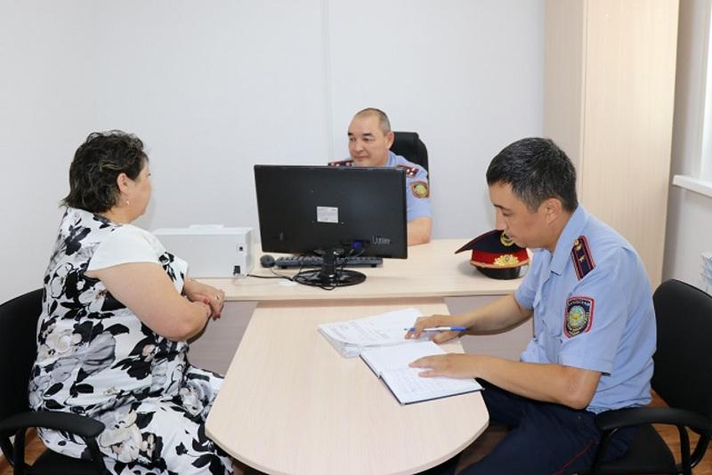 Четыре фронт-офиса полиции открыли в Павлодарской области
