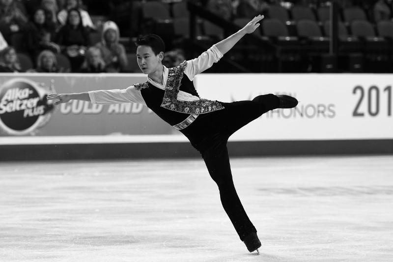 Ледовое шоу памяти Дениса Тена пройдет в Алматы