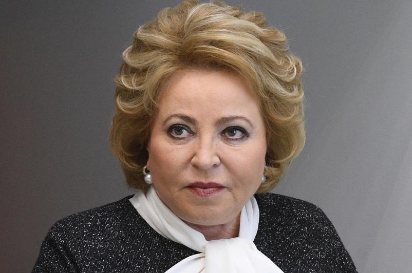 托卡耶夫总统授予俄联邦委员会主席
