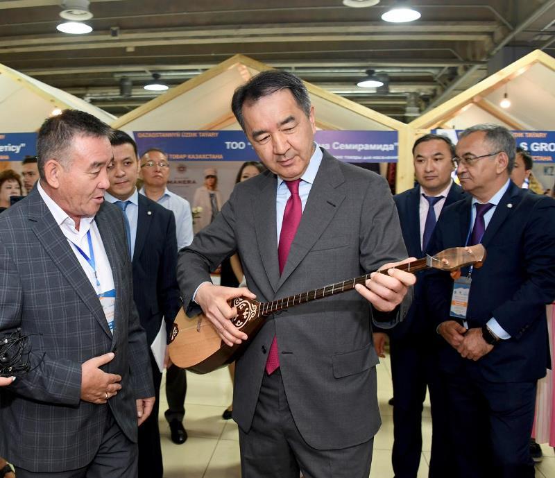 Almatyda «Qazaqstannyń úzdik taýarynyń» jeńimpazdary anyqtaldy