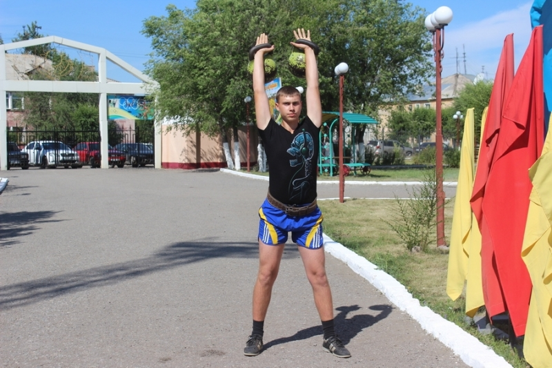 Областная летняя сельская спартакиада «Сары-Арка 2019» стартовала в Абае