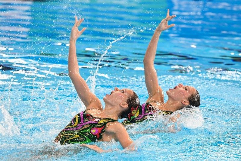 Казахстанки не прошли в финал ЧМ по артистическому плаванию