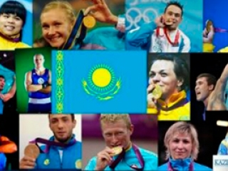 Kazakhstan's Olympic champs to be honored in Astana