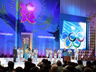 Essence of our Olympic triumph lies in numbers '7', '13' and '12', President Nazarbayev